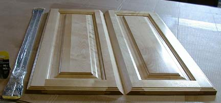 Genial Base Corner Cabinet Door Assembly