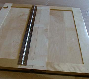 Base Corner Cabinet Door Assembly