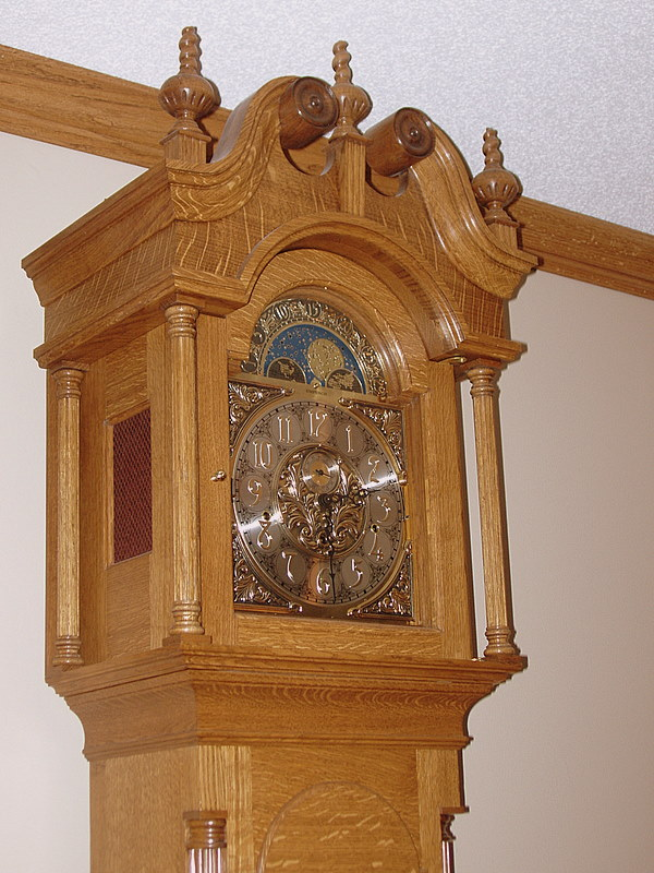 Pdf grandfather clock woodworking plans plans free - Grandfather clock blueprints ...