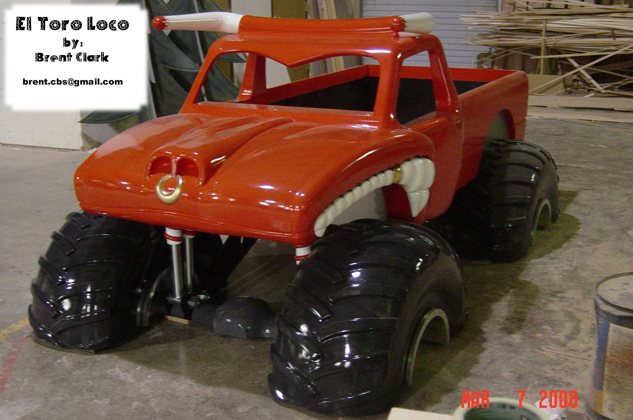 Good Monster Truck Bed | Furniture | Pinterest | Truck Bed, Monster Trucks And  Monsters