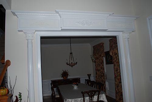 Interior Door Casingspediments And Ornamental Deck Add Ons