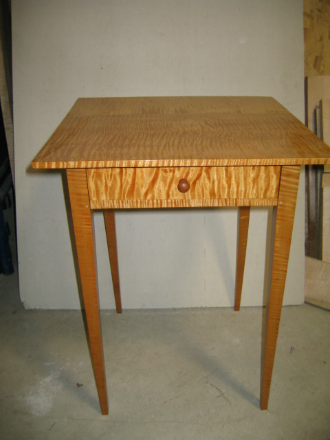 Charming Shaker End Table