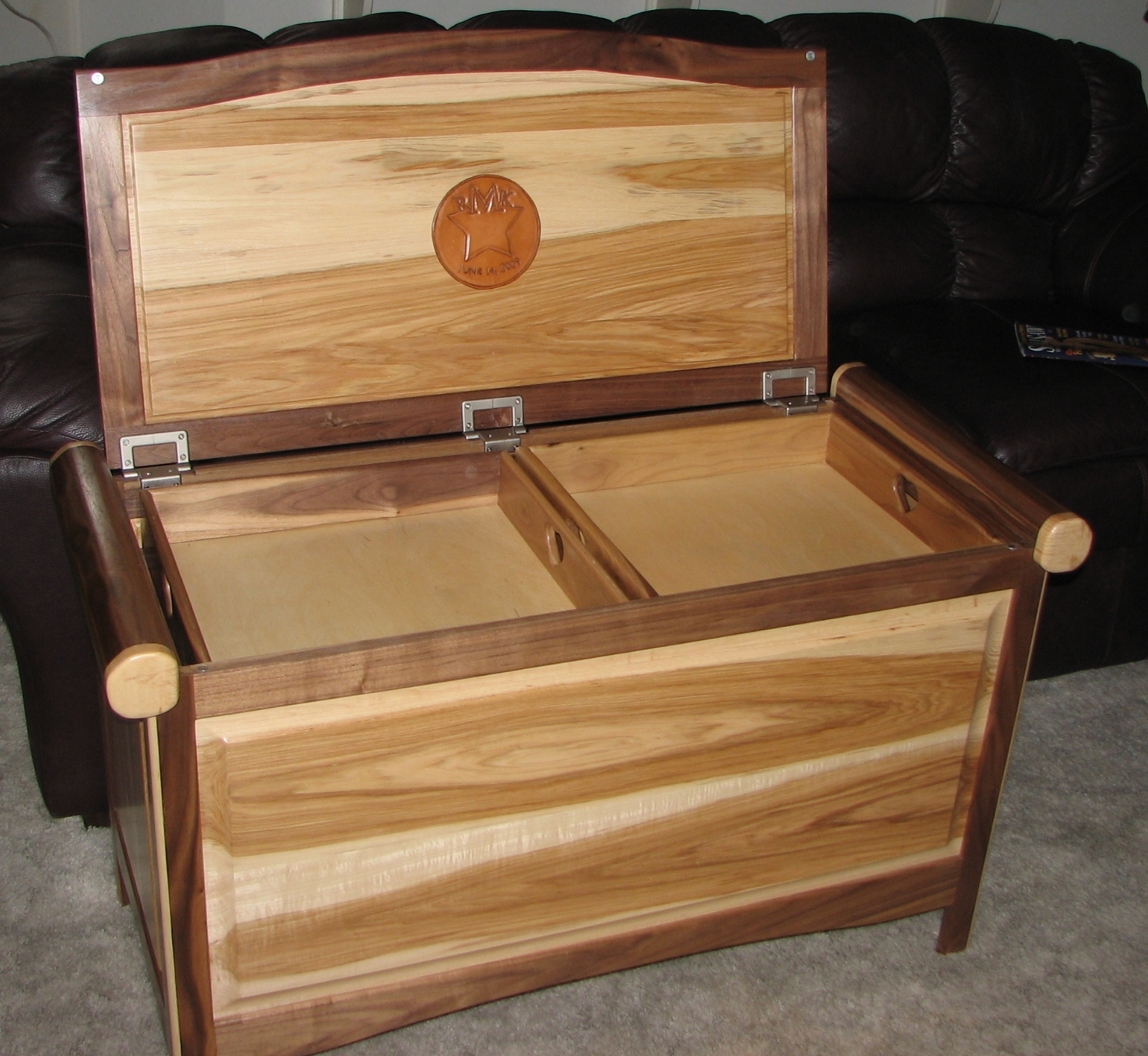 How To Build A Cedar Hope Chest