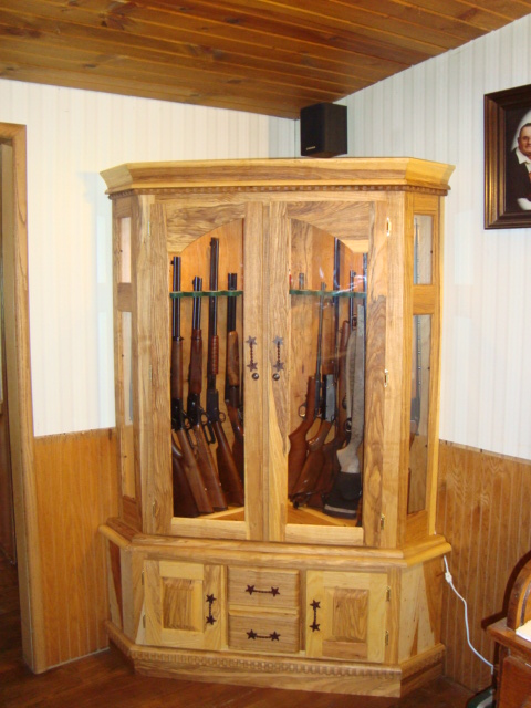 ... Gun Cabinet Plans Download country coffee table plans » woodworktips