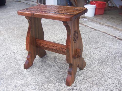 medieval stool 3