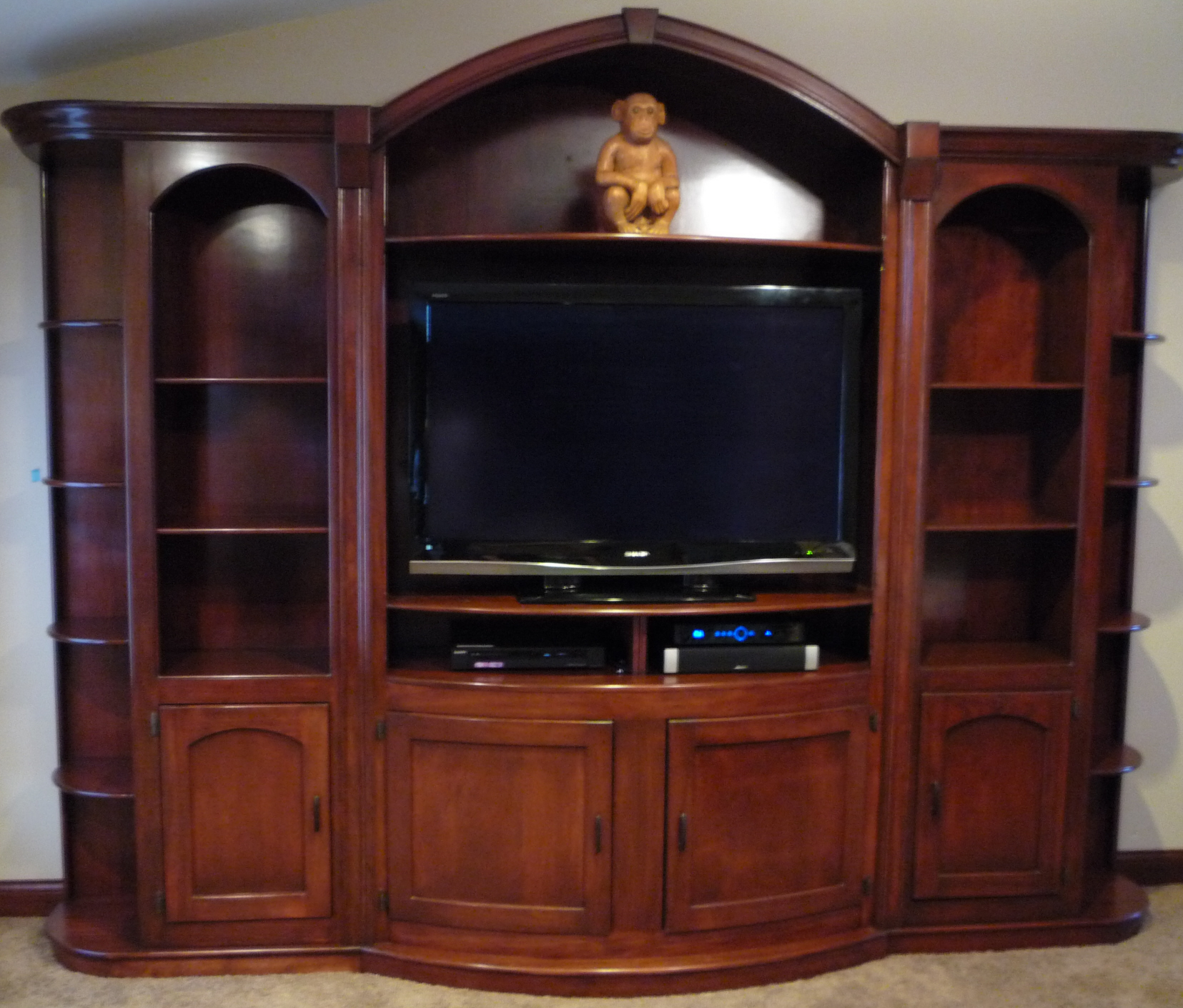 PDF Plans Fine Woodworking Entertainment Center Plans ...