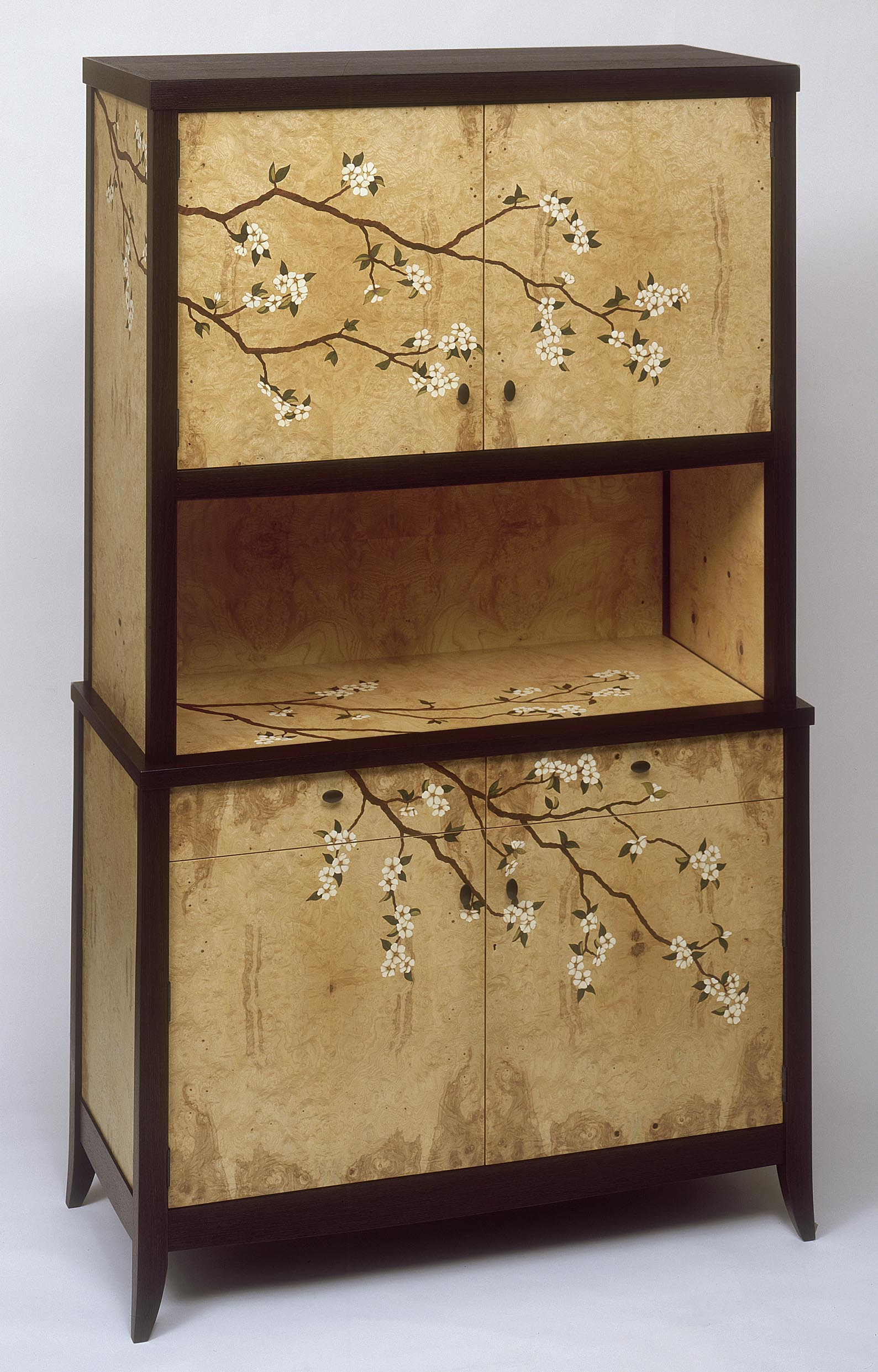 Dogwood Marquetry Buffet