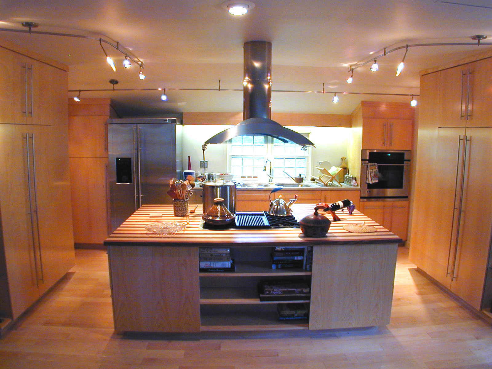 track lighting for kitchen View Larger Higher Quality Image