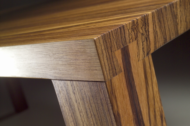 Dovetail Table