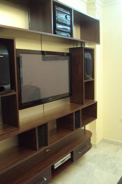 Lcd Unit Design Modern Tv: Modern LCD Wall Unit