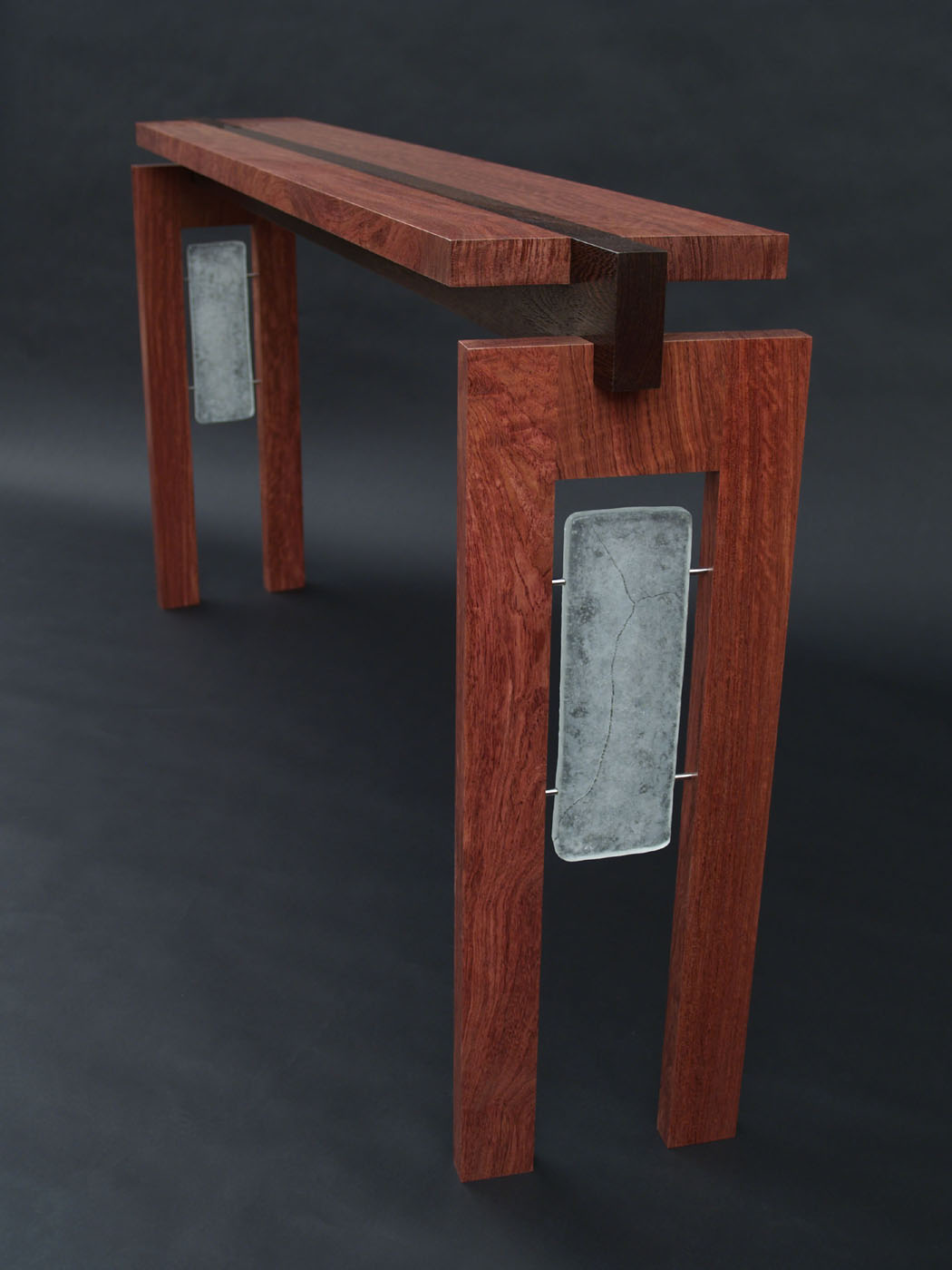 Bubinga and Wenge Console Table : Consoletable2 from www.woodweb.com size 1050 x 1400 jpeg 100kB