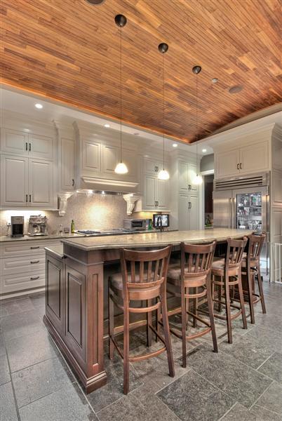 Custom Kitchen Full Inset