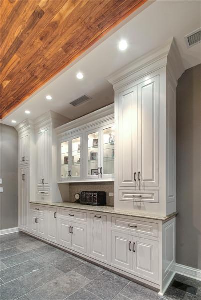 Custom Kitchen-Full Inset