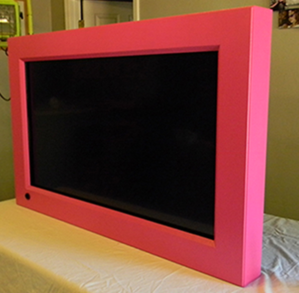 Flat Screen Tv Picture Frame Jg05 Roccommunity
