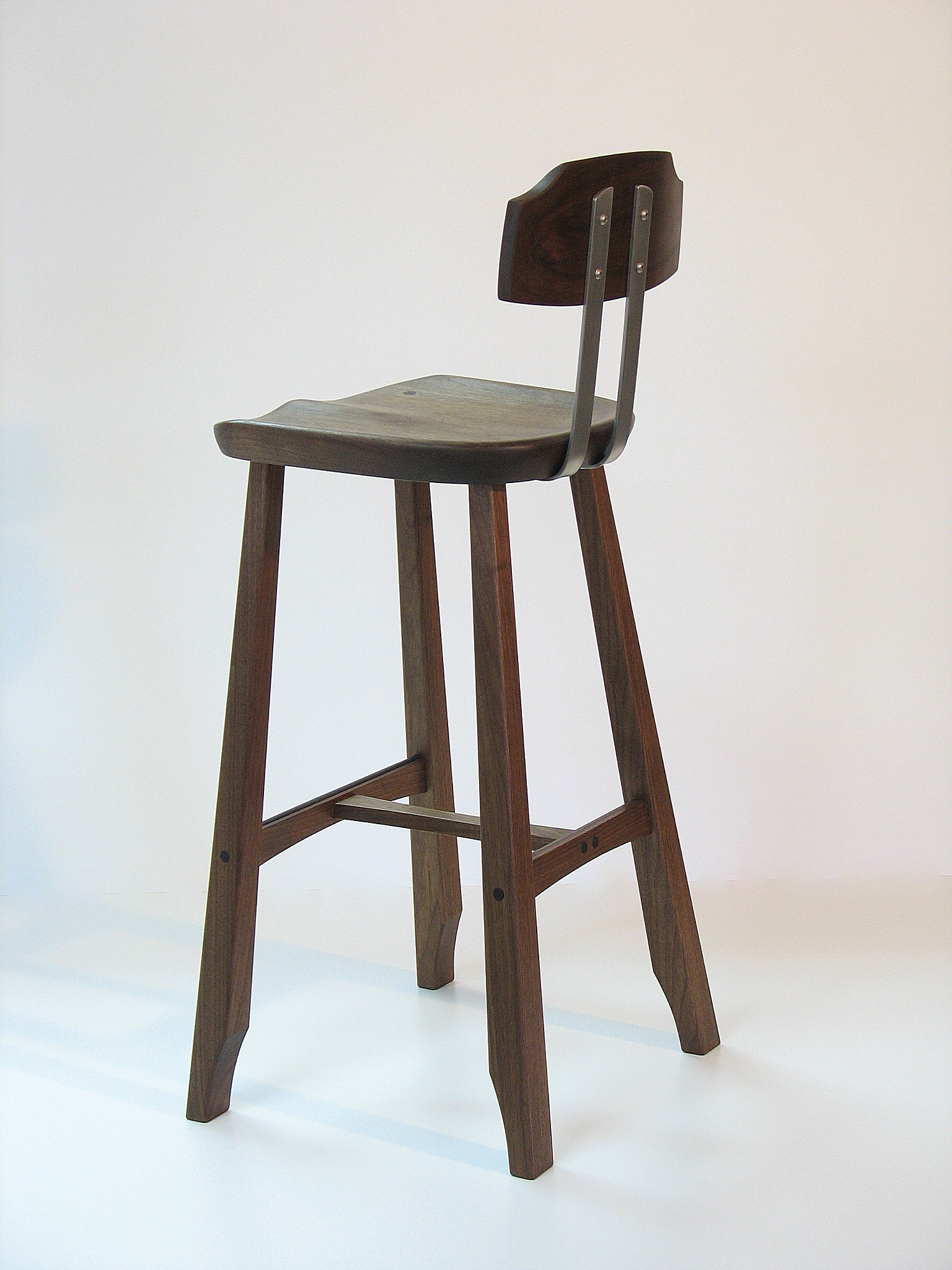 Cool Sculpted Seat Bar Stool Pdpeps Interior Chair Design Pdpepsorg