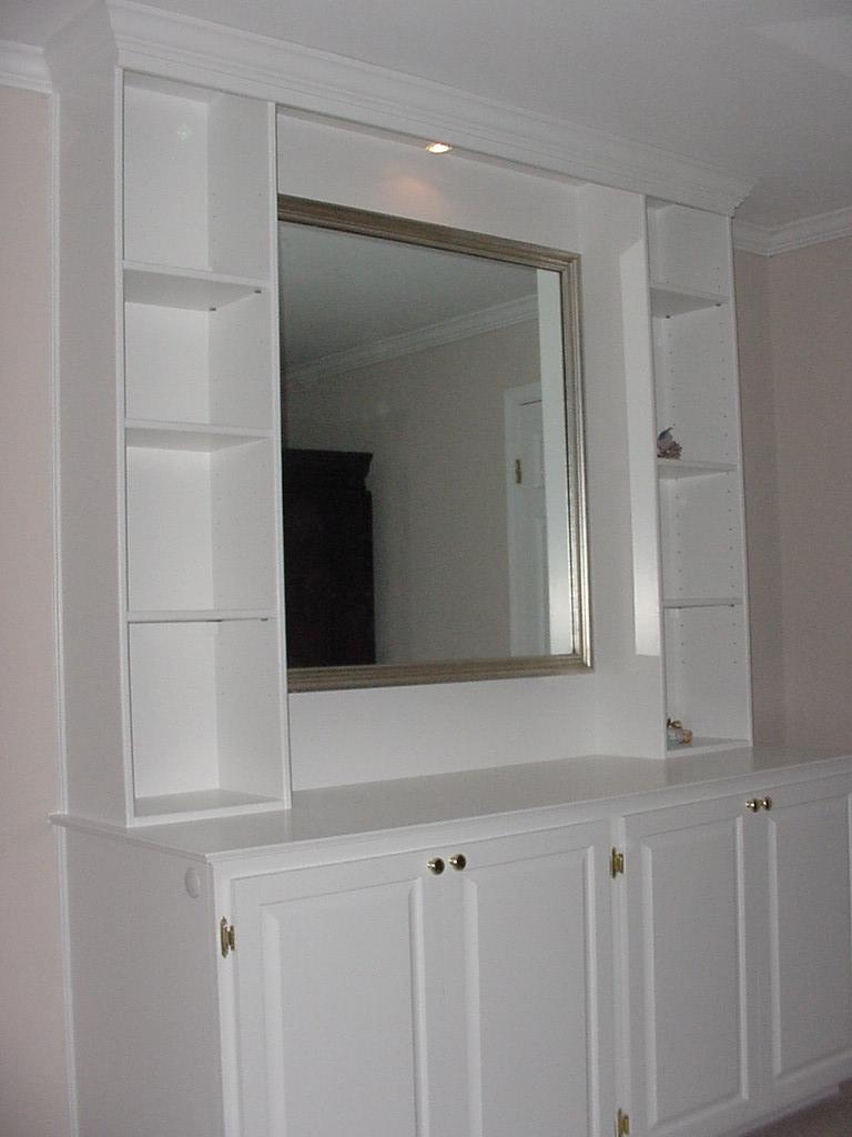 Dresser Cabinet Design