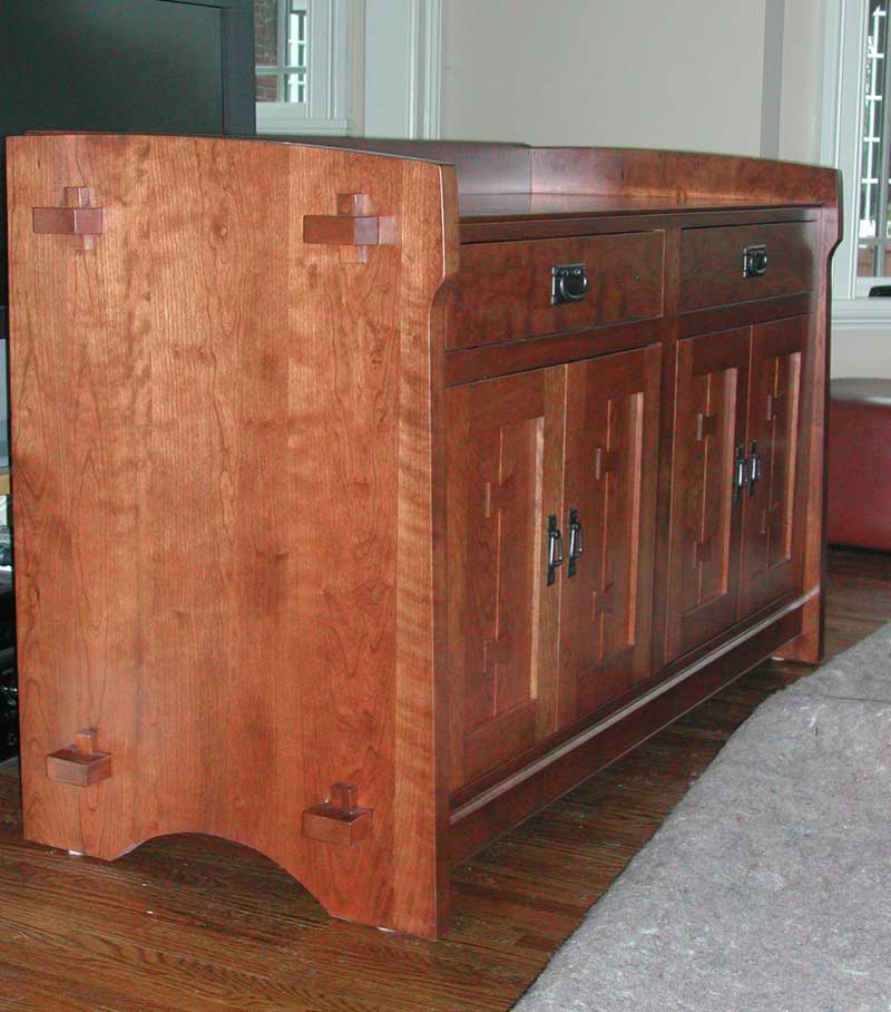 Arts And Crafts Kitchen Cabinets: Arts And Crafts Cabinet