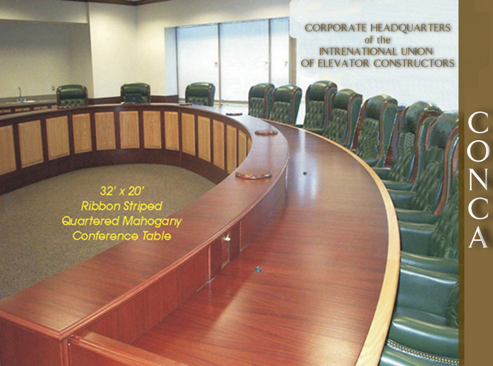 Person Conference Table - 30 conference table