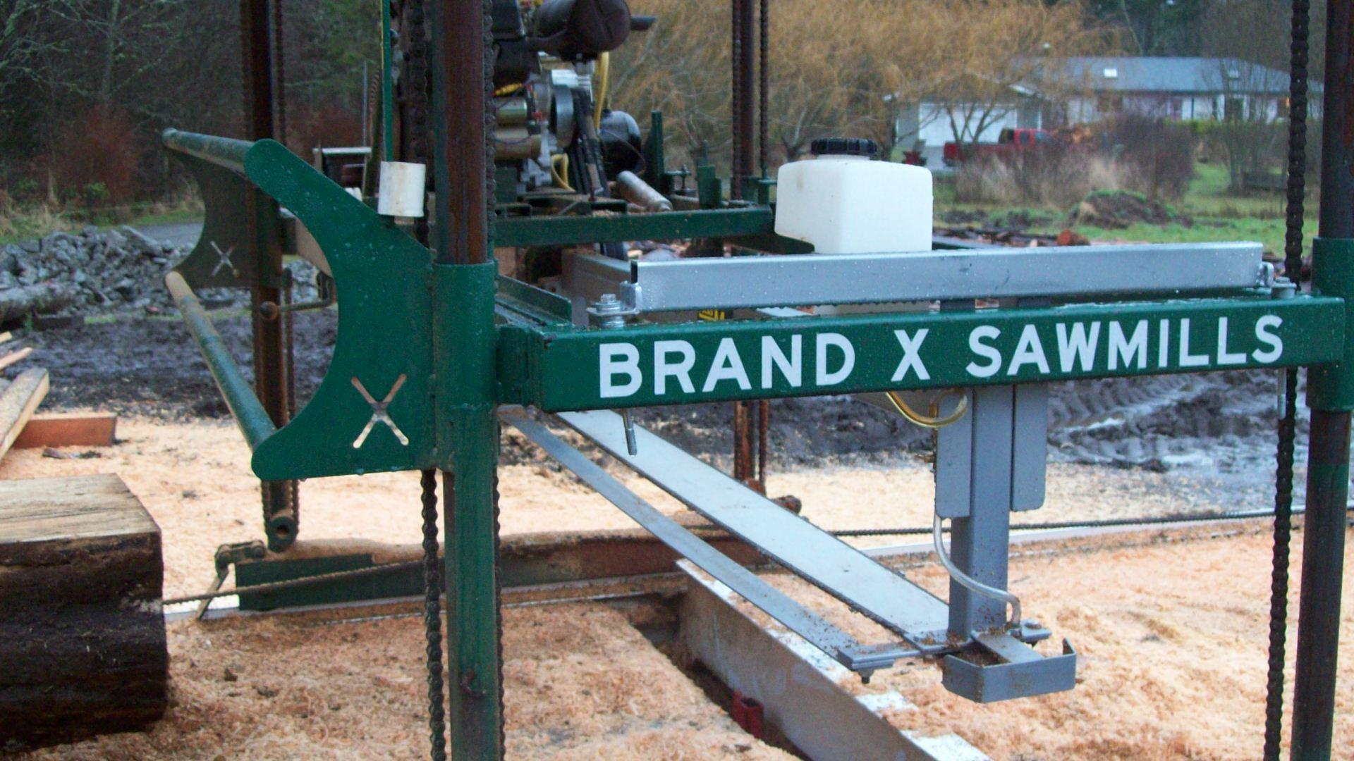 Brideck Enterprises Portable Sawmill Service