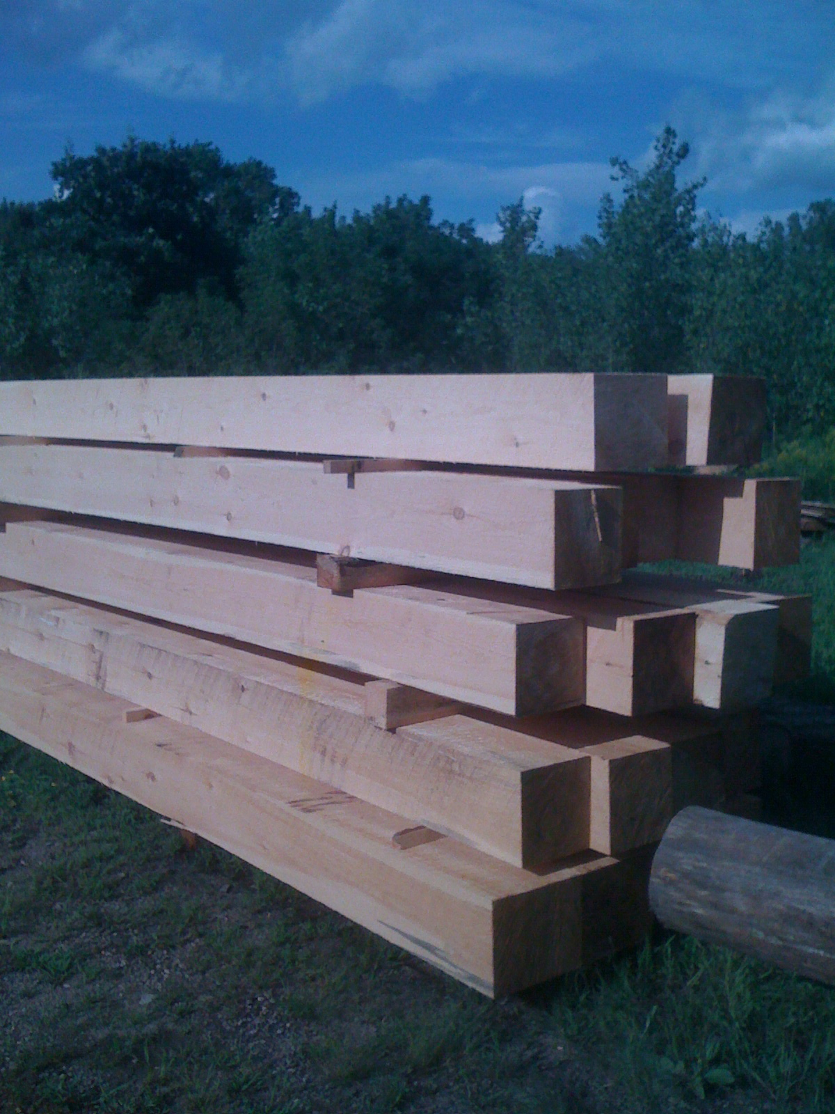 Foxwalk Log And Timber Builders Inc