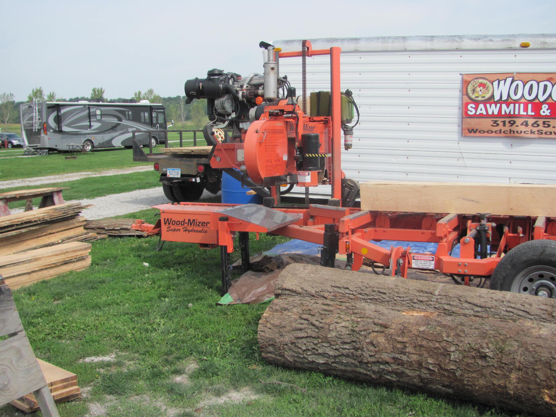 Woodchuck Sawmill Amp Lumber Llc