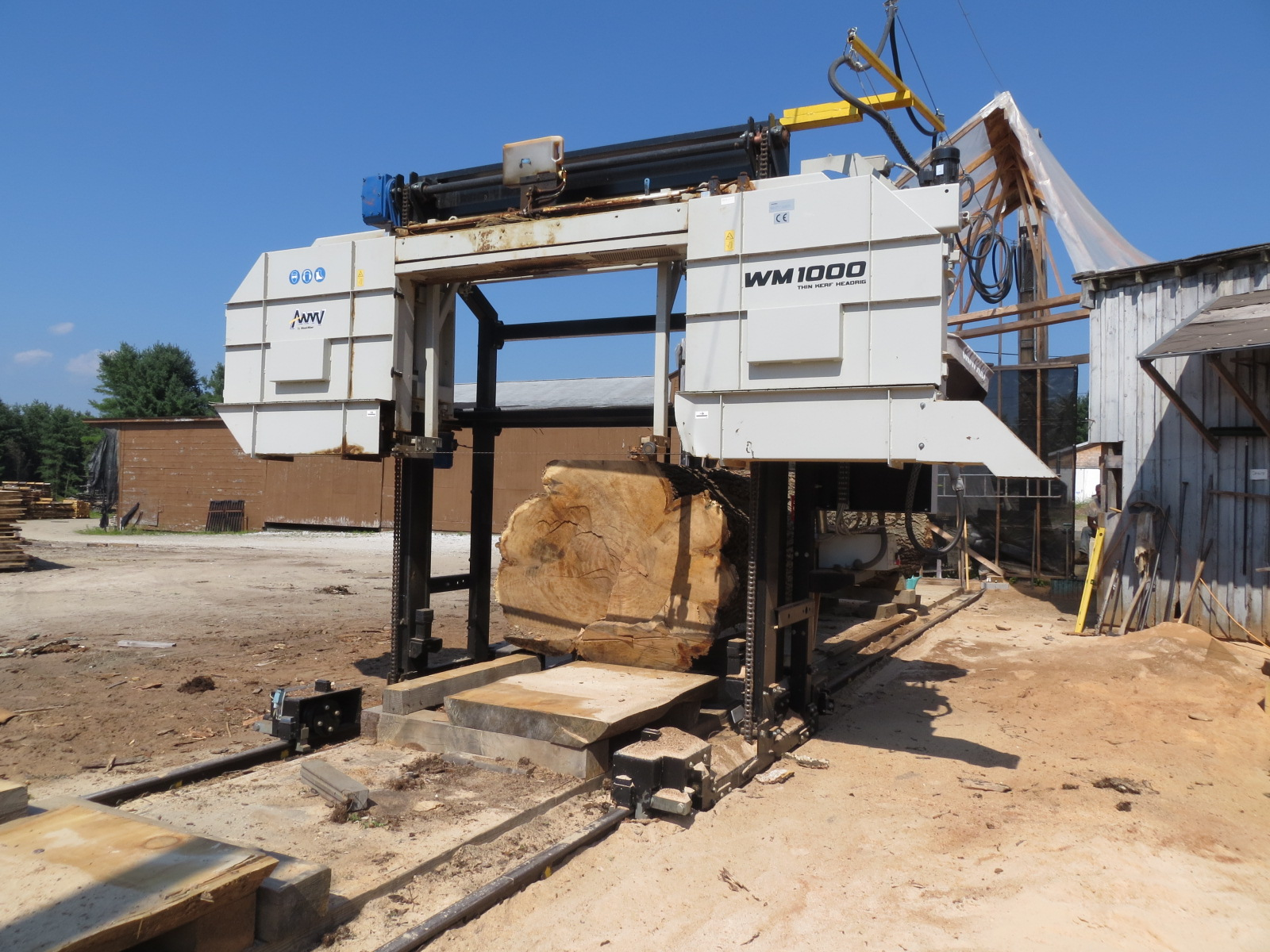 Woodmizer Sawmill For Sale >> Berkshire Products, Inc.