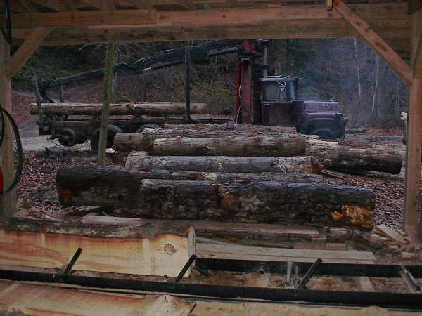 Woodweb sample sawmill listing for Mill log