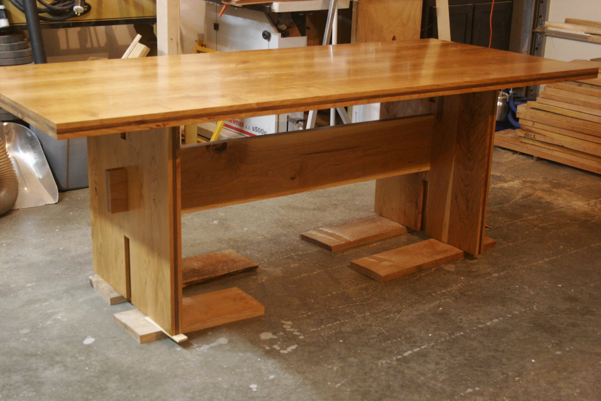 Custom Dining Room Table Southern Indiana