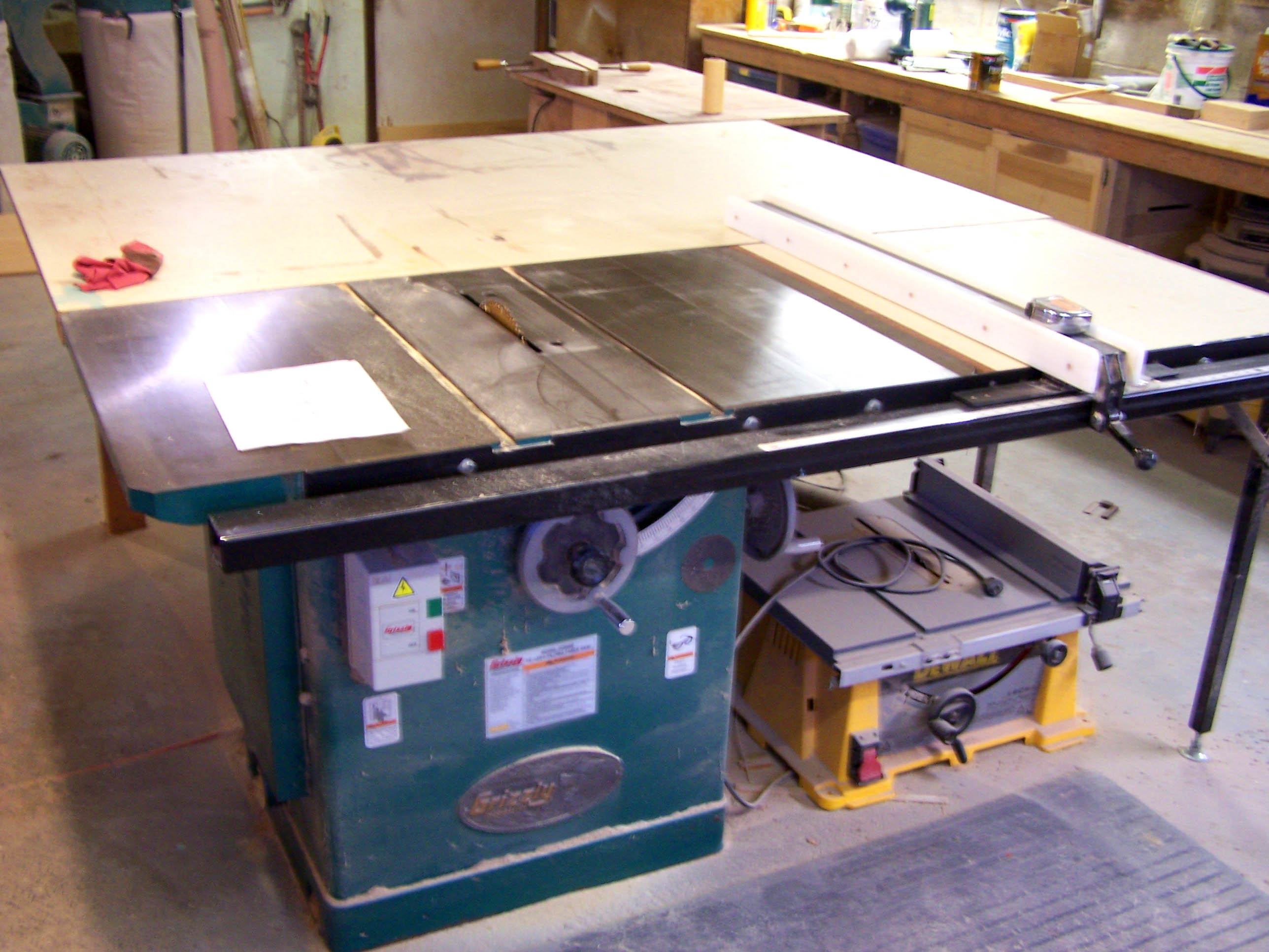 Making Cabinet Doors Table Saw Kitchen Cabinets