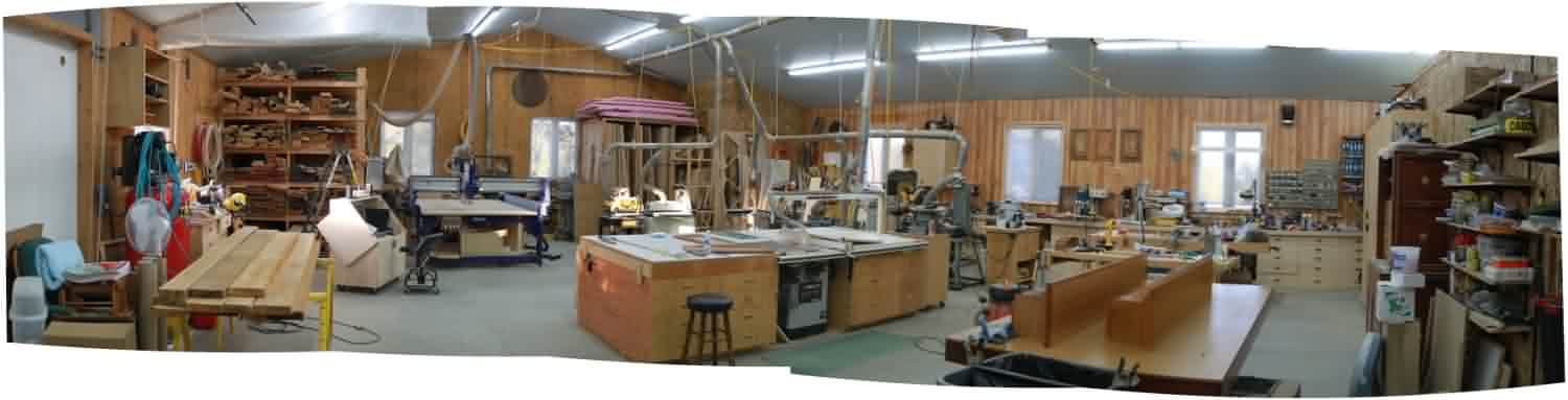 1222 on best plans and woodworking shop layout