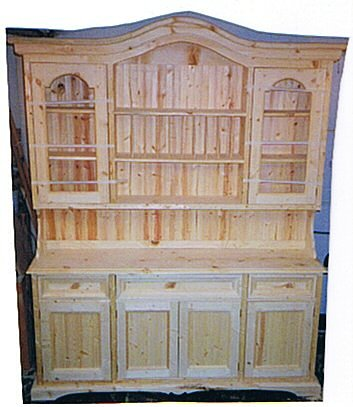 Build Wooden China Hutch Plans Plans Download cheap modern computer ...