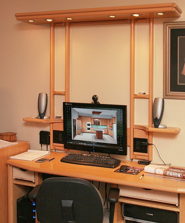 CCD System, Cabinetry Design