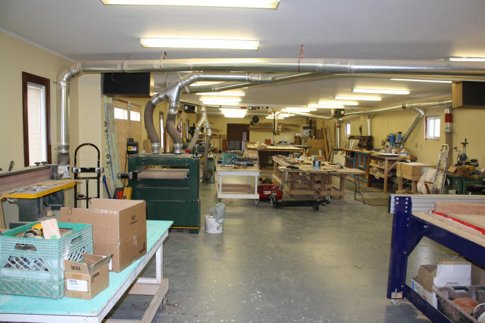 Roberts Flooring Cutter >> Kevin Dunphy Custom Woodworking