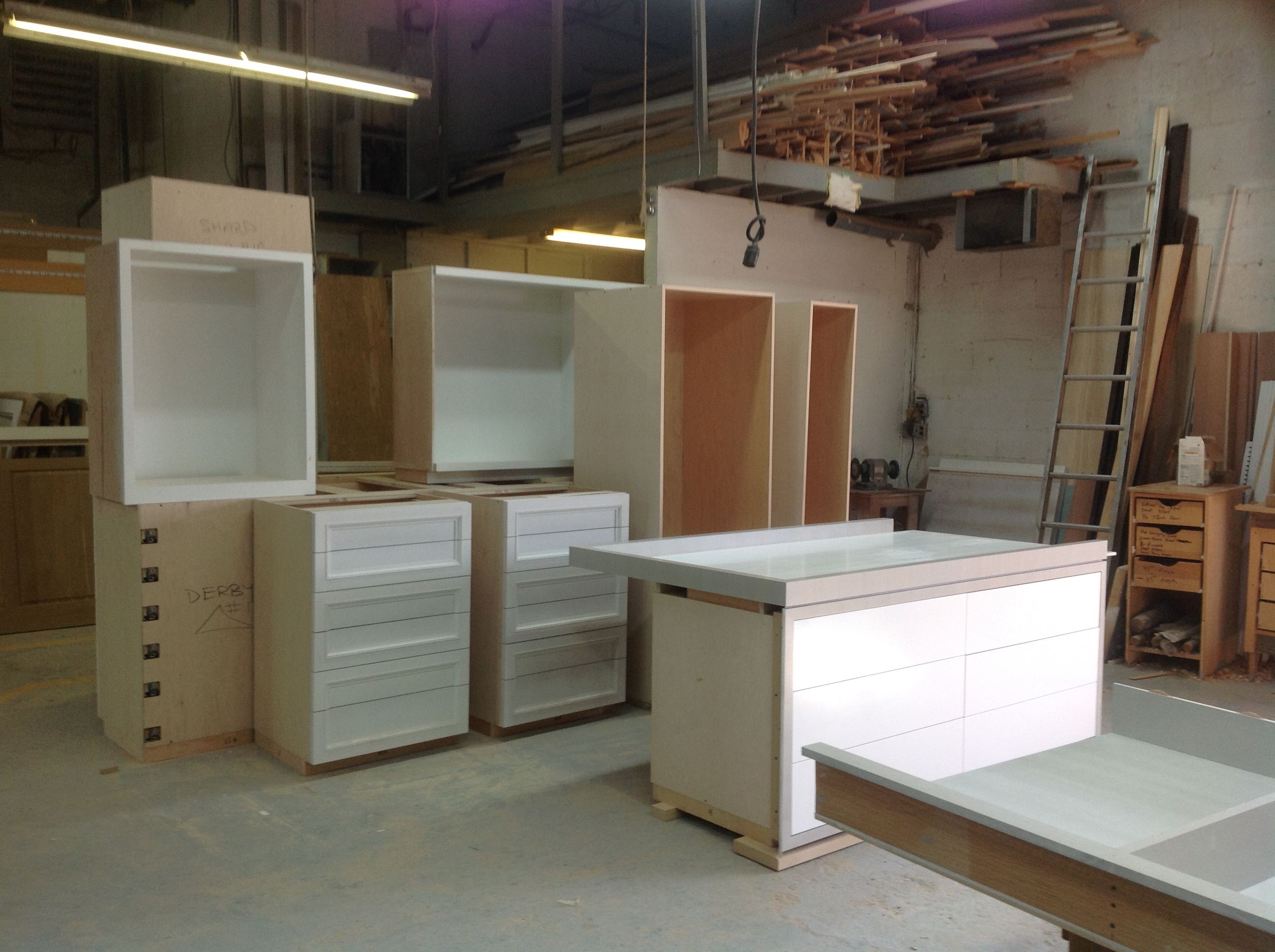 Allstar woodworking for Kitchen cabinets yorktown ny