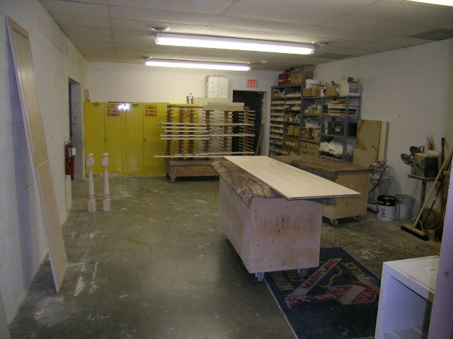 Barnes Cabinet Shop Inc