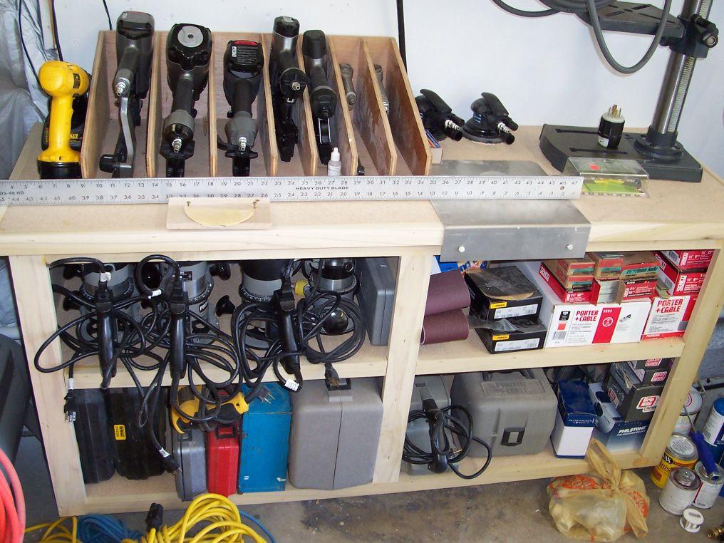 Toolstation for Online garage design tool