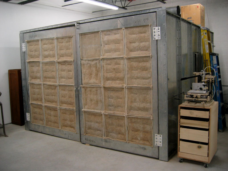 Alfa img - Showing > Build Your Own Spray Booth