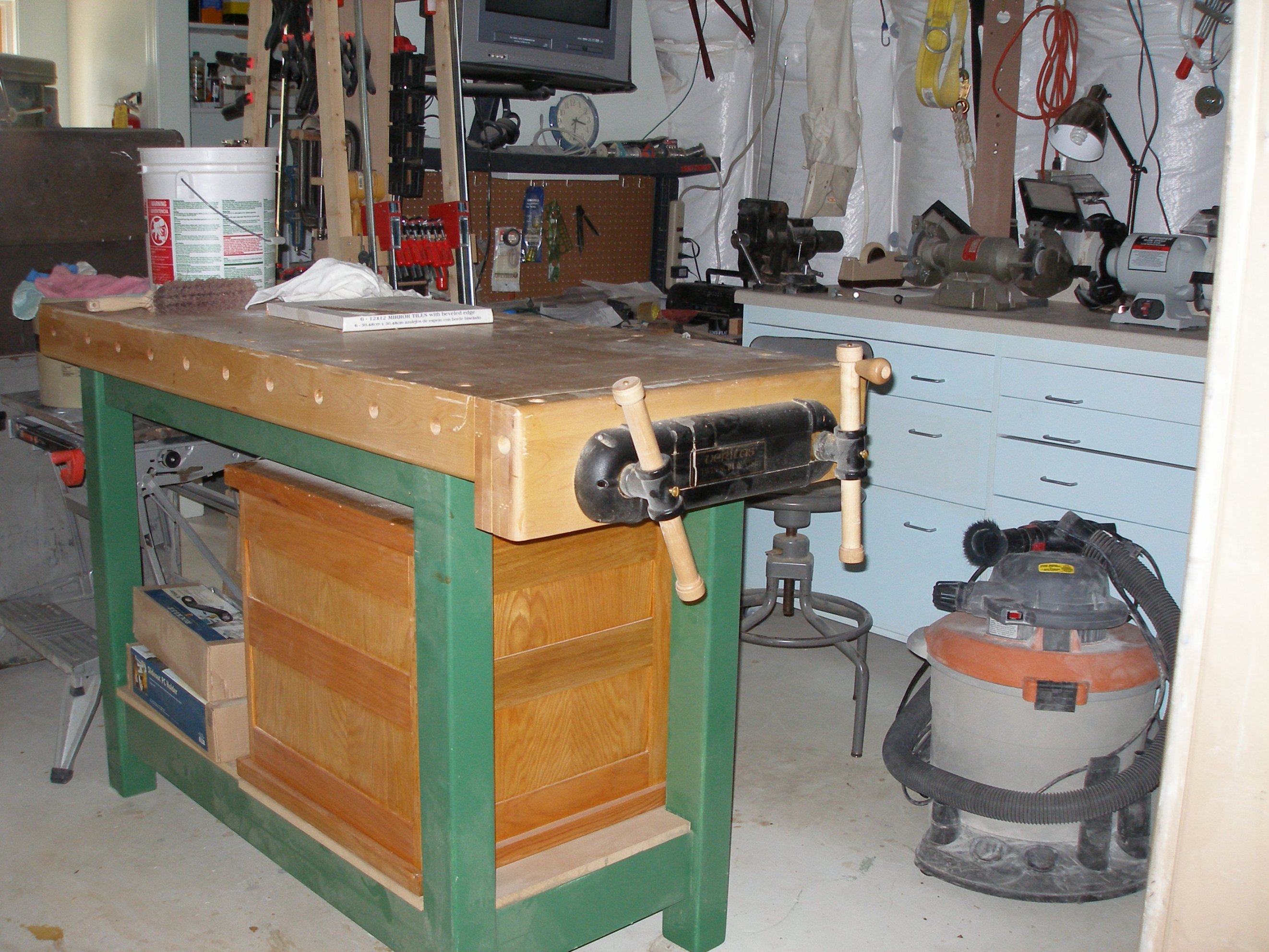 Dad 39 S Workbench The Home Depot Community