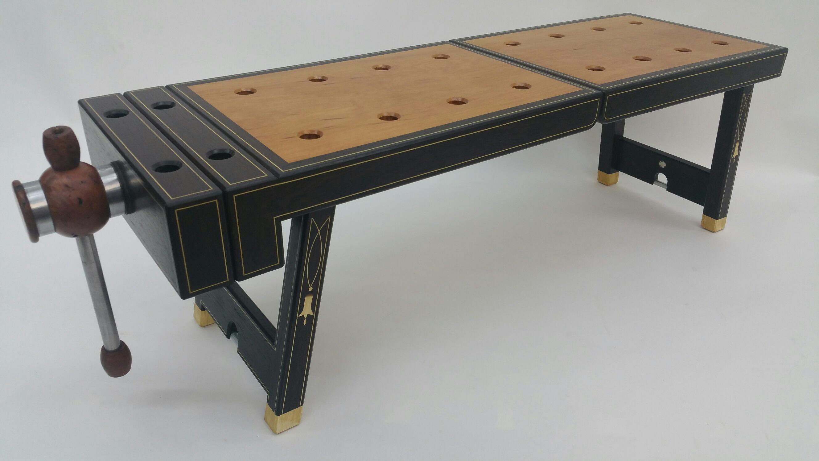 Mini Folding Work Bench