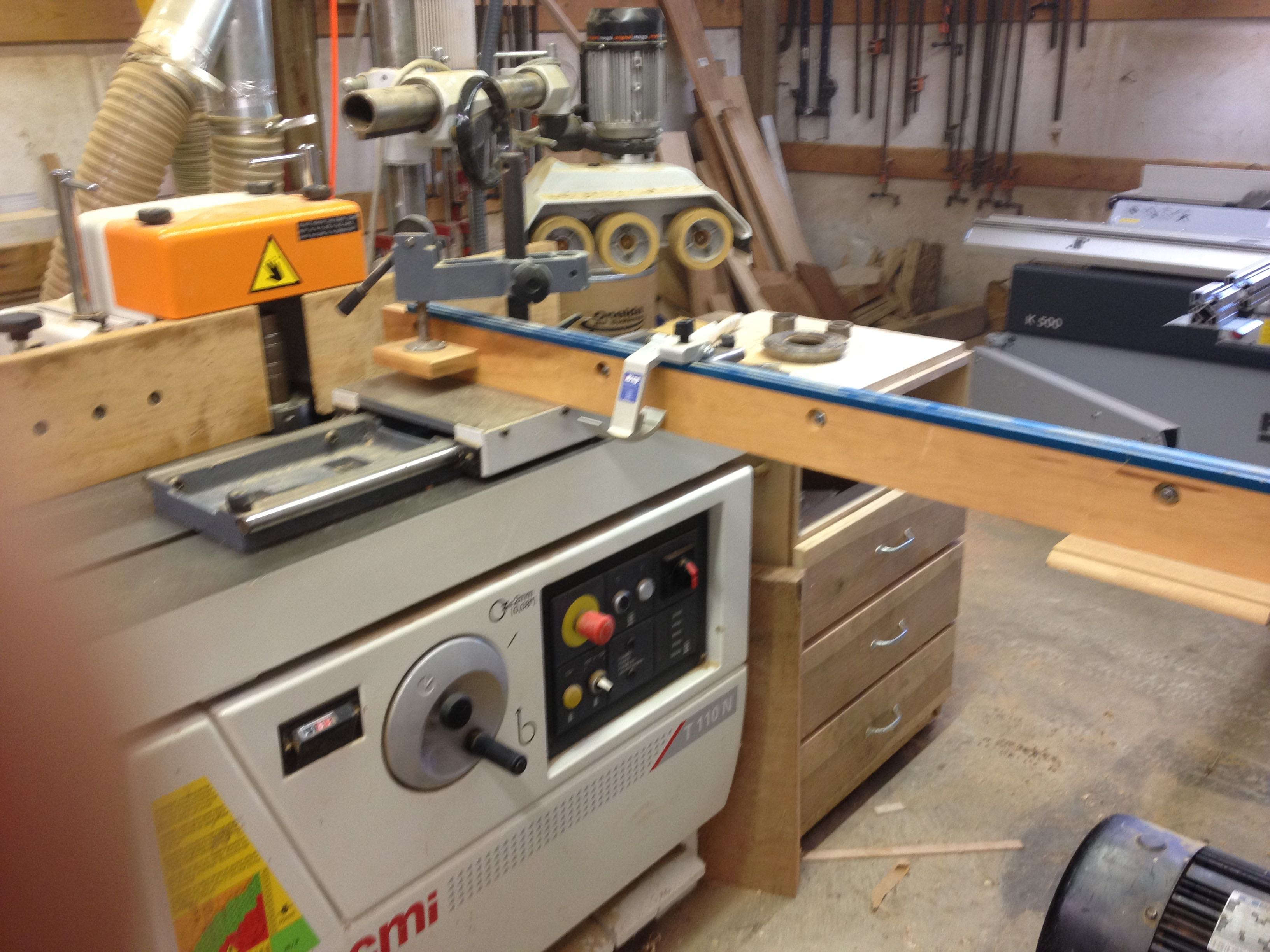 Successful Shop Made Tenoning Coping Sled Woodweb S