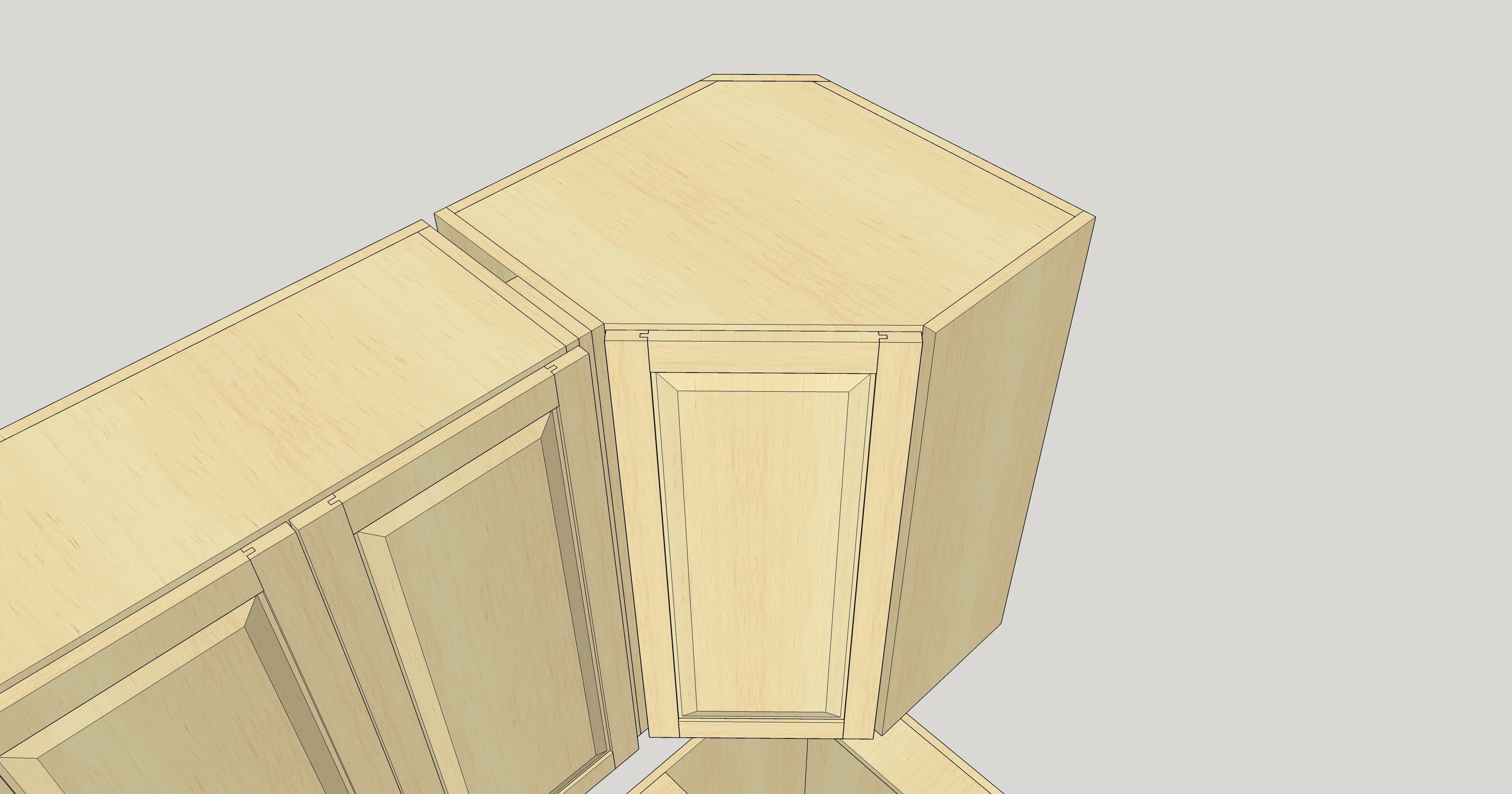 Upper corner kitchen cabinet dimensions - View Higher Quality Full Size Image 3840 X 2016