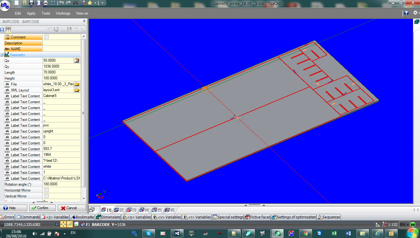 making wine rack cabinet in cabinet vision woodweb s cad forum
