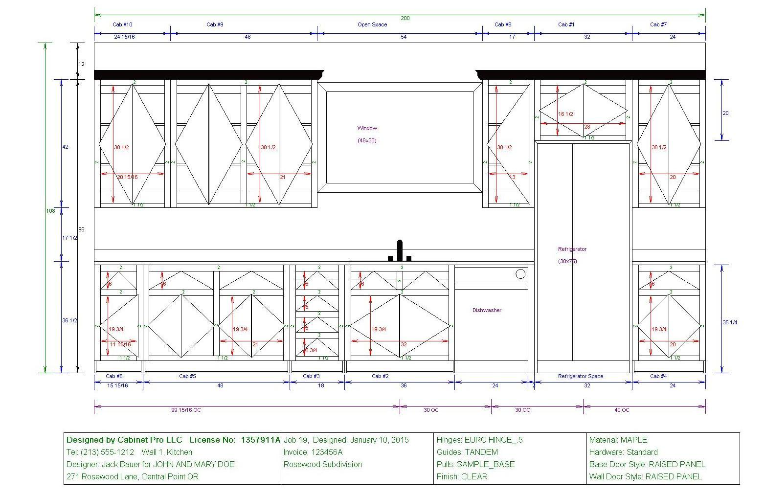 Cabinet Pro Shop Drawings Woodweb S Cad Forum