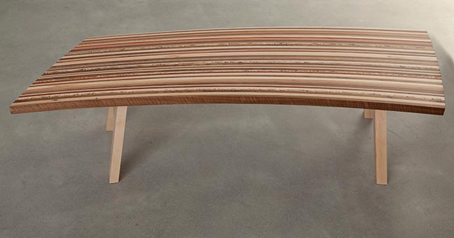 Making A Laminated Table Top Woodweb S Furniture Making