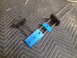 Better Pull Knob Drilling Jig Woodweb S Cabinet And