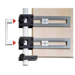 Better pull/knob drilling jig? - WOODWEB's Cabinet and Millwork ...