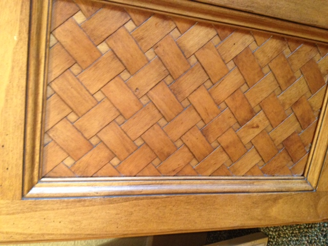 Basket Weave Veneer Panels Woodweb S Veneer Forum