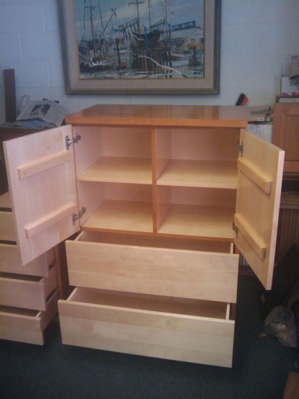 Addressing Cupping In Solid Wood Cabinet Doors