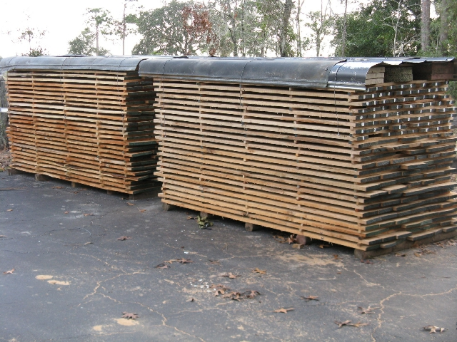 Buying Lumber At Auction