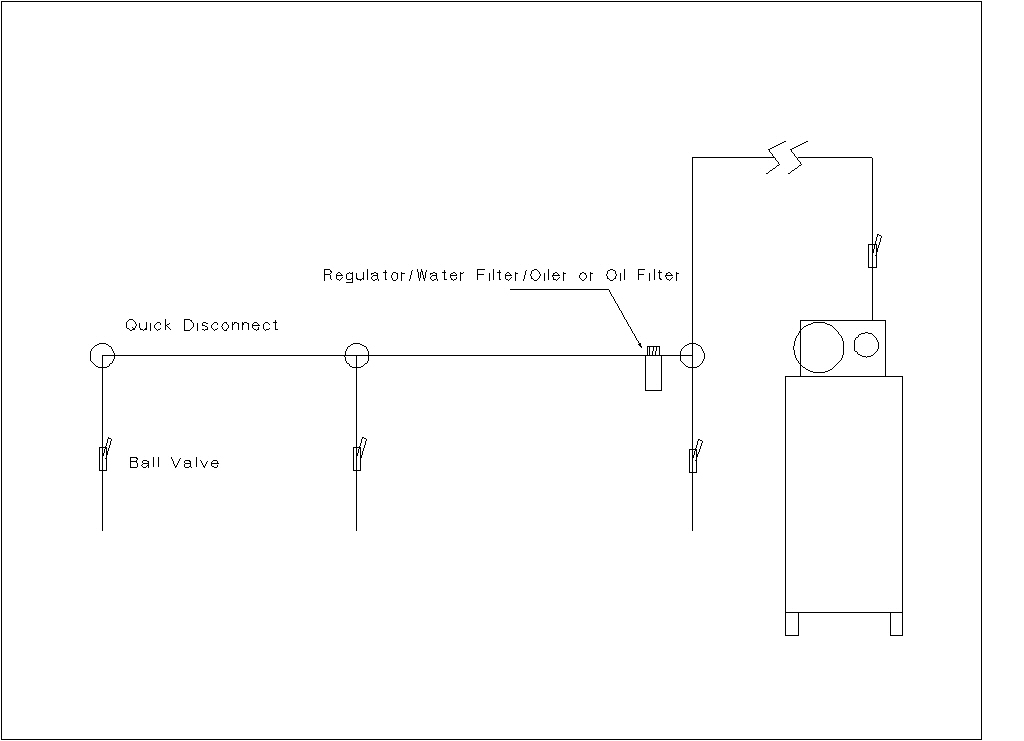 Air Compressor Set Up Diagram Wiring Diagram